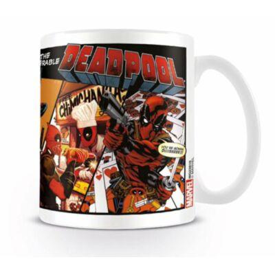 Deadpool bögre - Comics