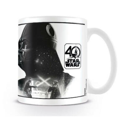 Star Wars 40 éves jubileumi bögre - Darth Vader