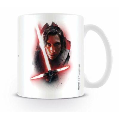Star Wars: Az utolsó Jedik bögre - Kylo Ren