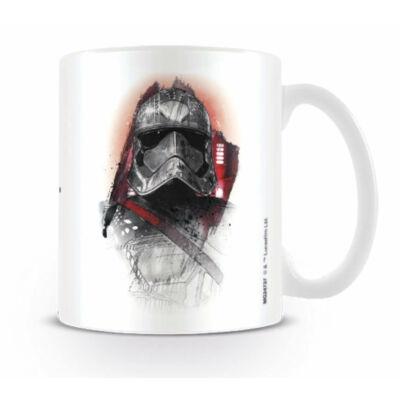 Star Wars: Az utolsó Jedik bögre - Phasma kapitány