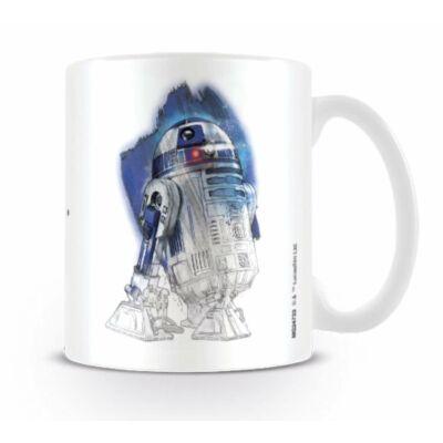Star Wars: Az utolsó Jedik bögre - R2-D2