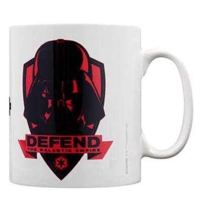 Star Wars - Darth Vader bögre - Defend the Empire
