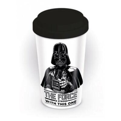 Star Wars úti bögre - The Force is Strong