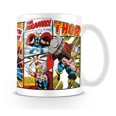 Thor bögre - Marvel Retro Thor