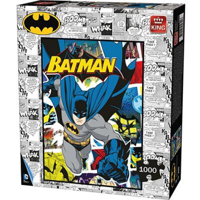 Batman 1000db-os Comic puzzle