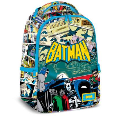 Batman nagy iskolatáska hátizsák