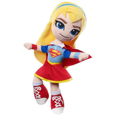 Supergirl plüss - DC Super Hero Girls