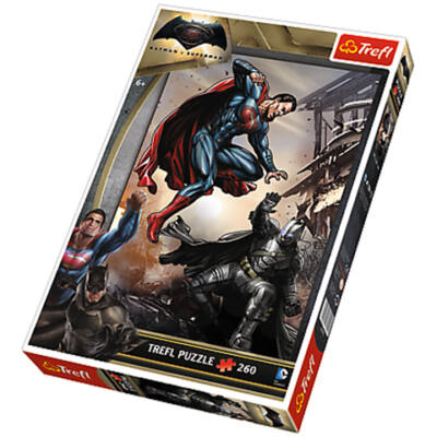 Batman vs Superman 260 db-os puzzle