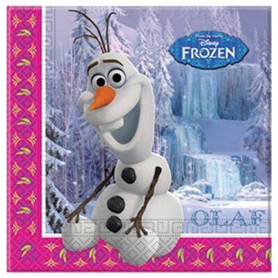 Jégvarázs - Olaf két rétegű papírszalvéta