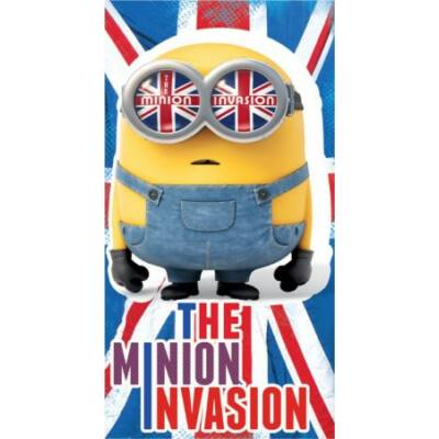 Minyonok törölköző - The Minion Invasion