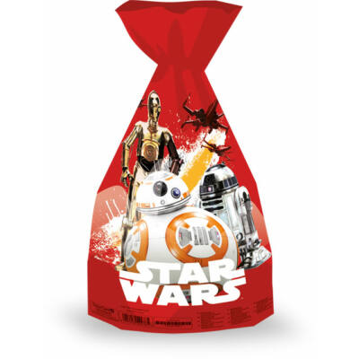 Star Wars Mikulás zacskó - BB-8, R2-D2, C-3PO