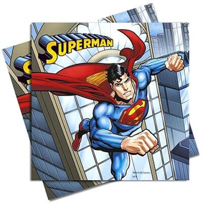 Superman kétrétegű papírszalvéta