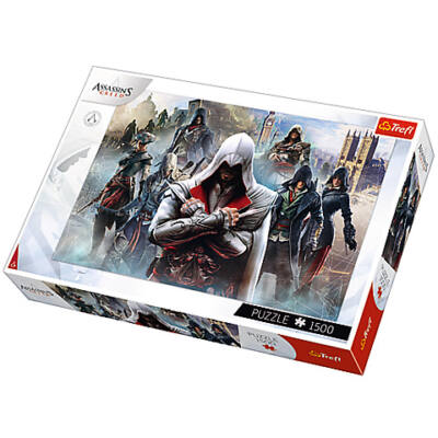 Assassin's Creed 1500db-os puzzle