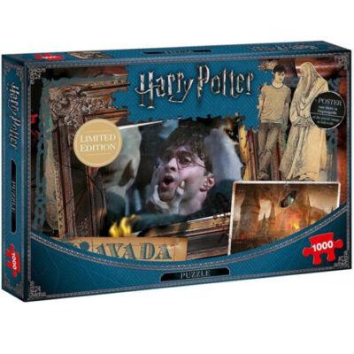 Harry Potter Avada Kedavra 1000db-os puzzle - Hasbro