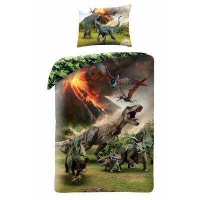 Jurassic World ágynemű garnitúra