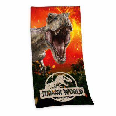 Jurassic World törölköző, fürdőlepedő - Prémium