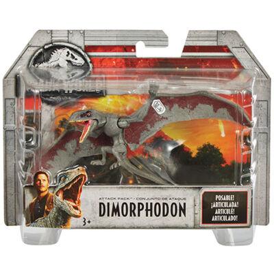 Jurassic World: Bukott birodalom Dimorphodon dinoszaurusz figura - Mattel