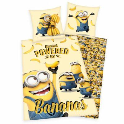 Minyonok ágynemű garnitúra - Powered by Bananas