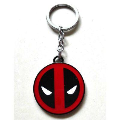 Deadpool fém kulcstartó