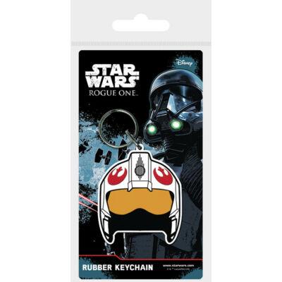 Zsivány Egyes: Egy Star Wars történet - Lázadók sisak kulcstartó (Rebel Hemlet)