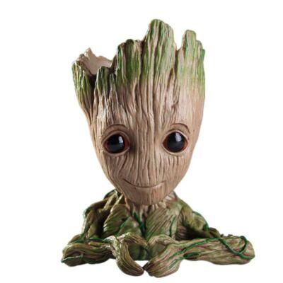 Baby Groot virágcserép, tolltartó - A szívembe zárlak