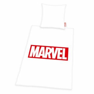 Marvel logó ágyneműhuzat garnitúra