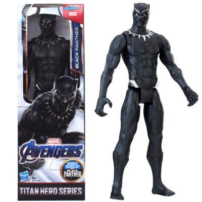 Bosszúálló: Végjáték Titan Hero Fekete Párduc figura 30 cm-es