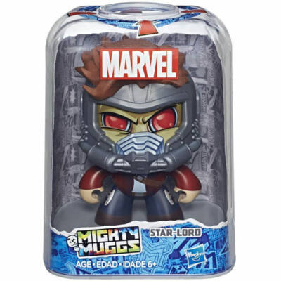 MARVEL Mighty Muggs Űrlord figura - Hasbro