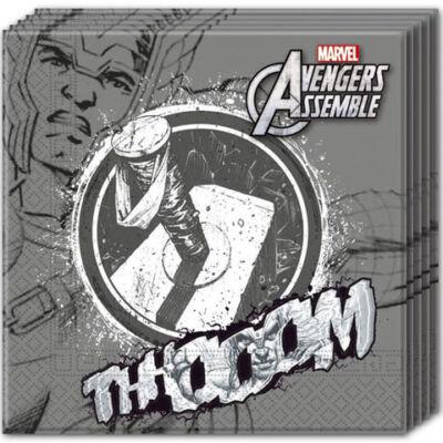 Bosszúállók - Thor papírszalvéta