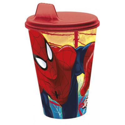 Pókember csőrös pohár