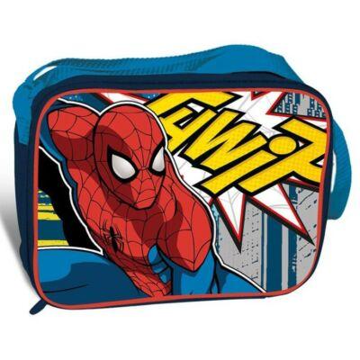 Pókember thermo uzsonnás táska