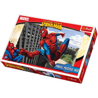 Pókember és a felhőkarcolók 160 db-os puzzle