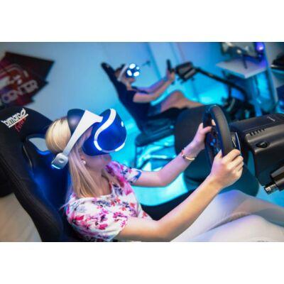 Vezess halálosabb iramban VR szemüveggel  - szimulátor vezetés - 1 óra