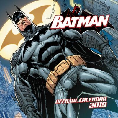 Batman Comics falinaptár 2019