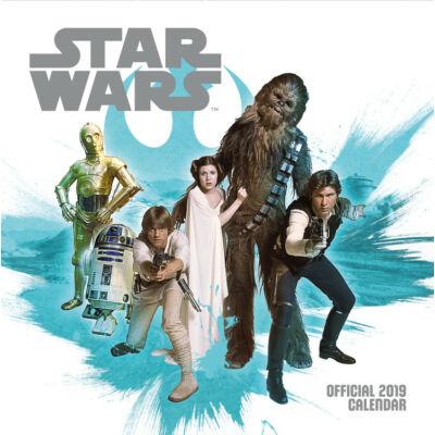 Star Wars falinaptár 2019