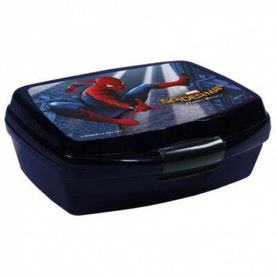 Pókember: Hazatérés fekete uzsonnás doboz