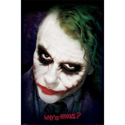 Batman: A sötét lovag plakát - Joker