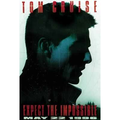 Mission: Impossible plakát
