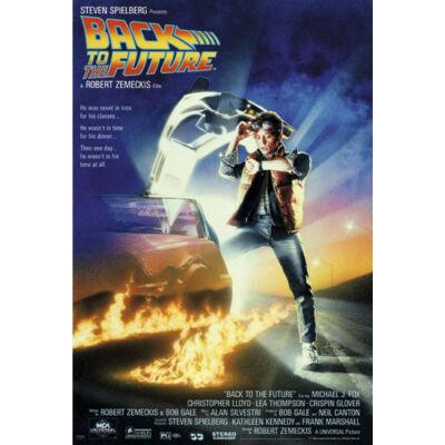 Vissza a jövőbe plakát