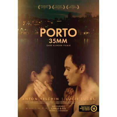 Porto 35mm magyar plakát,