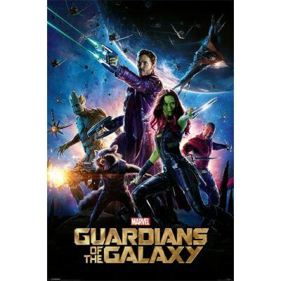 A galaxis őrzői plakát