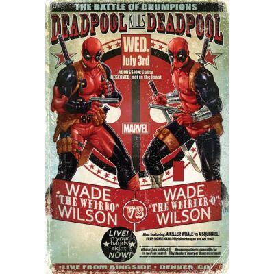 Deadpool plakát