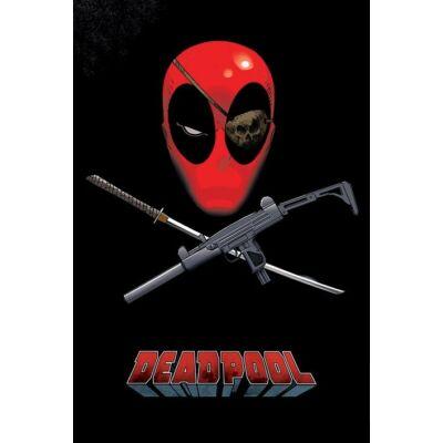 Deadpool plakát - Eye Patch