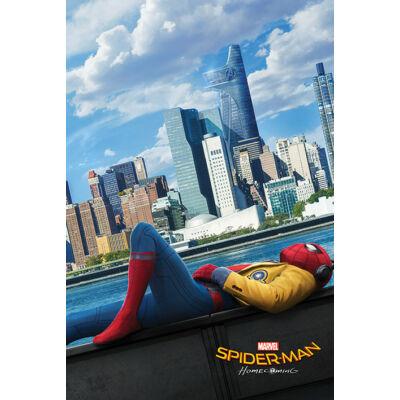 Pókember: Hazatérés plakát