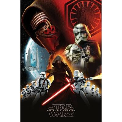 Star Wars: Az ébredő Erő plakát