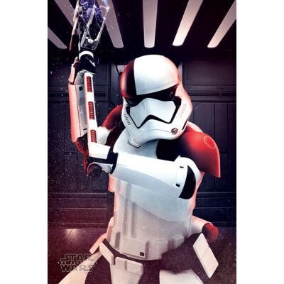 Star Wars: Az utolsó Jedik plakát - Rohamosztagos