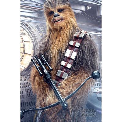 Star Wars: Az utolsó Jedik plakát - Chewbacca