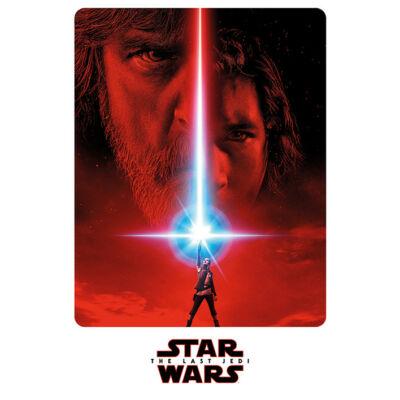 Star Wars: Az utolsó Jedik plakát