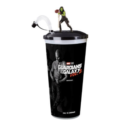 A galaxis őrzői vol 2 pohár Gamora topper