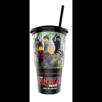A Lego Ninjago film pohár